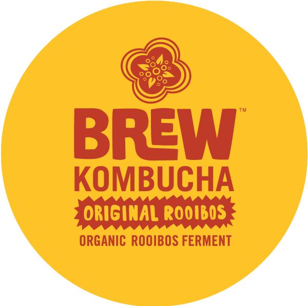 Brew Kombucha Original Rooibos 20L Keg